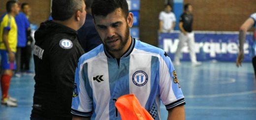 Futsal: El misionero Sandro Antiveros convocado nuevamente a la Selección Argentina