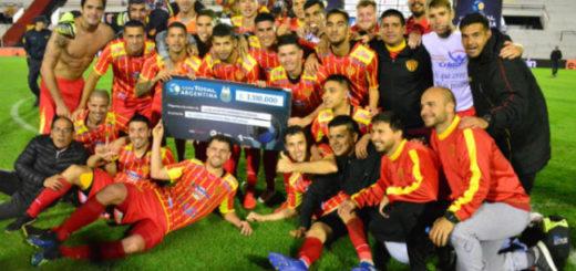 Copa Argentina: Sarmiento de Resistencia será el rival de River en cuartos de final