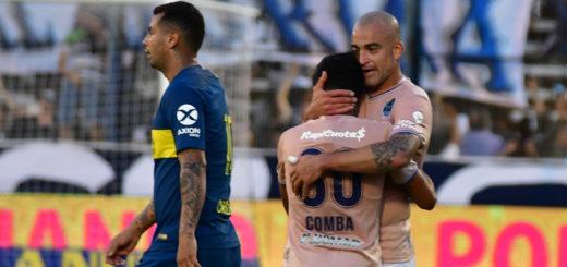 Superliga: Gimnasia venció 2 a 1 Boca en La Plata
