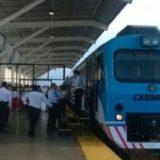 Hoy no funcionará el tren Posadas-Encarnación por falta de pago de adicionales a los aduaneros por parte del grupo Zbikoski