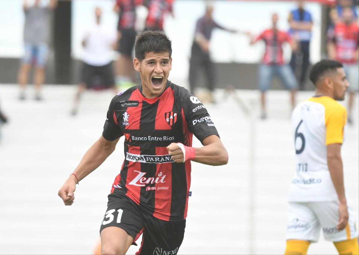 Superliga: Como local, Patronato logró un importante triunfo frente a Rosario Central