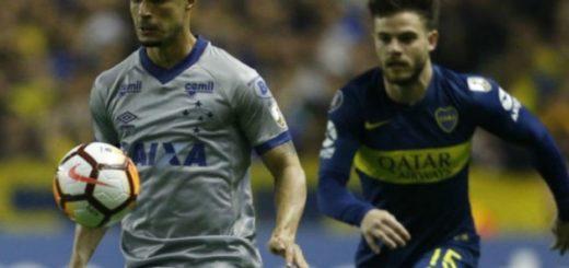 """Copa Libertadores: Un jugador de Cruzeiro le mandó una advertencia a Boca: """"Le vamos a meter cuatro"""""""