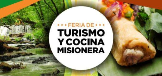 Hoy a las 19 horas comienza la Feria de Turismo y Cocina Misionera en la zona de la Cascada de la Costanera de Posadas