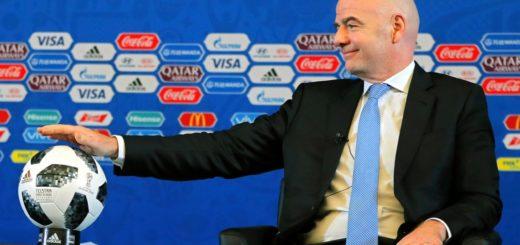 #SuperFinalLibertadores: El presidente de FIFA estará en la final de Libertadores entre River y Boca