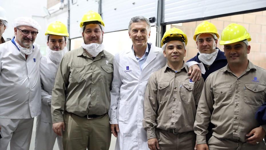"""#SuperFinalLibertadores. Mauricio Macri y su deseo para la superfinal: """"Esta vez se nos tiene que dar, este culón de Gallardo…"""""""