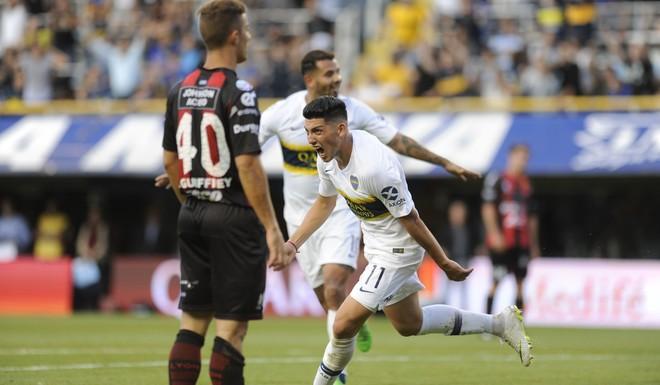 Superliga: Con la cabeza en River, Boca derrotó a Patronato