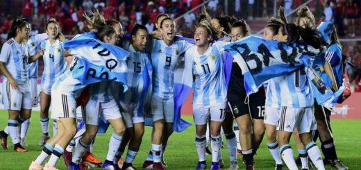 Con las misioneras Milagros Otazú y Yamila Rodríguez, la Selección Argentina de Fútbol Femenino se clasificó al Mundial de Francia