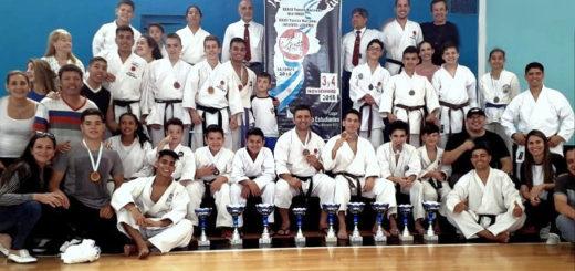 Destacada actuación de Misiones en el Torneo Nacional de Karate