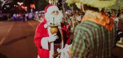 Este viernes 7 inicia la espectacular Fiesta Nacional de la Navidad en Leandro N. Alem