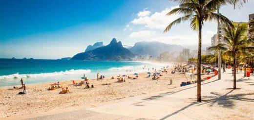 Cinco imperdibles playas de Brasil para viajar en aéreos, con USD 100 de descuento por persona y en 12 cuotas sin interés