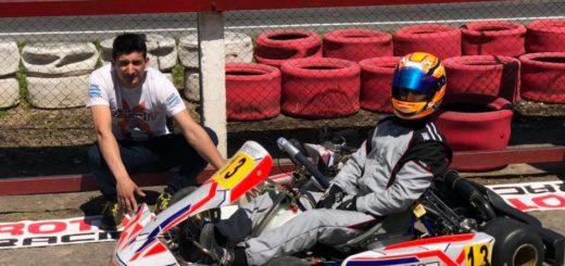 Karting: El misionero Villar fue sexto en la final de la octava fecha de la Rotax Bue