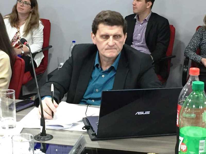 Safrán participó de la reunión del Consejo Federal de Impuestos