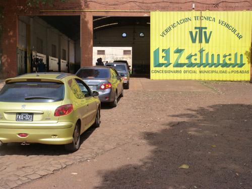 Desde hoy rige un incremento del 30 % para hacer la verificación técnica vehicular