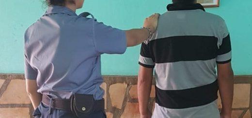 Detuvieron a un hombre por desobediencia judicial en San Ignacio