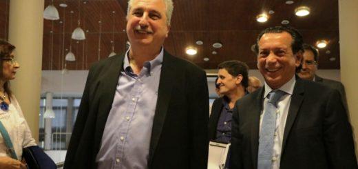 """Passalacqua pidió """"trabajar juntos por la patria"""" en la presentación del plan que propone Nación para triplicar las exportaciones"""