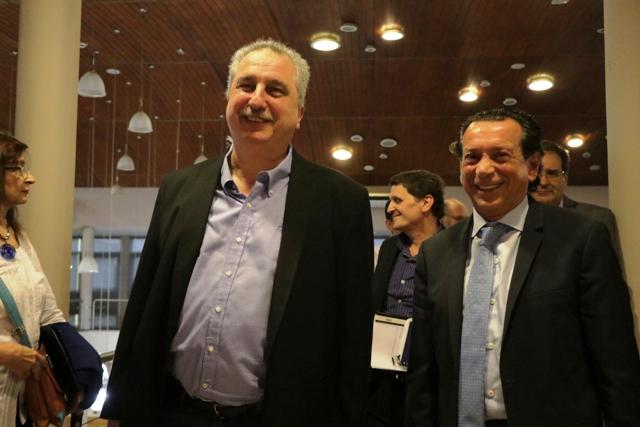 Passalacqua pidió «trabajar juntos por la patria» en la presentación del plan que propone Nación para triplicar las exportaciones
