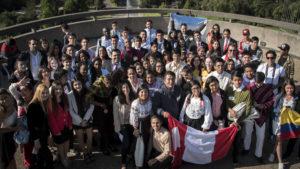 Jóvenes de toda América Latina instan a luchar por la reducción de la desigualdad con miras al cumplimiento de la Agenda 2030