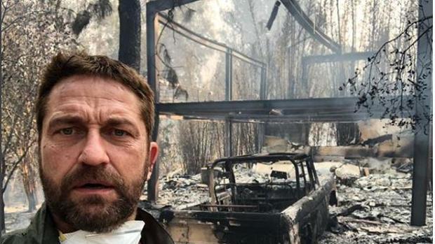 Estrellas norteamericanas del cine reflejan los daños de los devastadores incendios de California: ya se registran 31 muertos