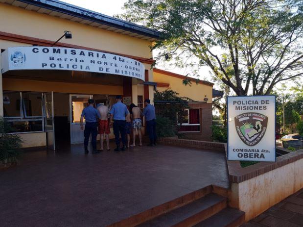 La Policía recapturó a tres de los cuatro presos que se fugaron de la Comisaría 4ta de Oberá e investigan a los guardias