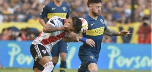 #SuperfinalLibertadores: Boca y River ya juegan en la Bombonera
