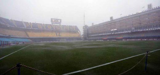 #SuperFinalLibertadores: A pesar que seguirían las lluvias, la Conmebol anunció que Boca y River jugarán mañana a las 16