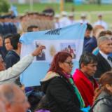 La esposa del submarinista misionero Jorge Ortíz expresó su dolor y tristeza tras la noticia del hallazgo del ARA San Juan