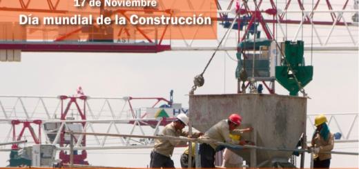 ¿Sabés por qué hoy se celebra el Día Mundial de la Construcción?