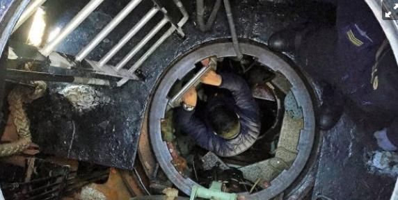 ARA San Juan: ingresó agua al submarino cuando cedieron las soldaduras del casco