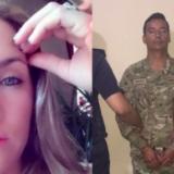 El impactante video del momento en que una conductora de televisión trató de suicidarse