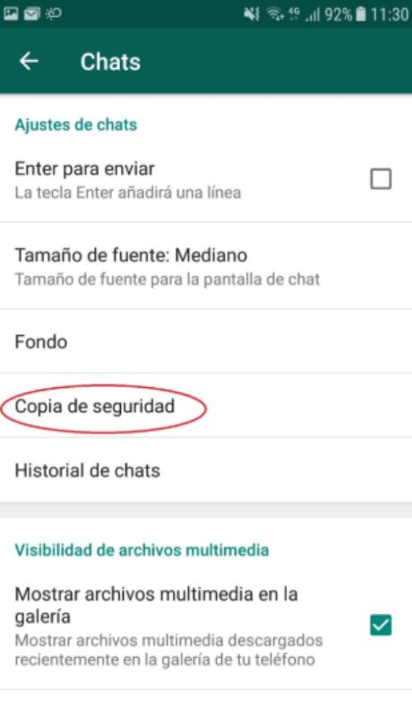 WhatsApp borrará todos los mensajes guardados el 12 de noviembre: cómo evitarlo