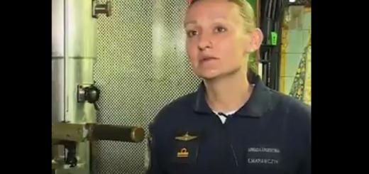 Eliana Krawczyk, la obereña submarinista que también era parte de la tripulación del ARA San Juan
