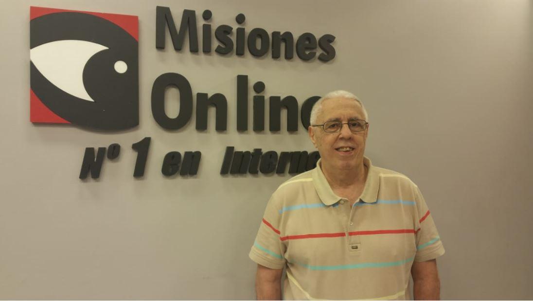 El hombre detrás de los medios: la intimidad de Carlos Alberto García Coni, una escuela del periodismo deportivo misionero