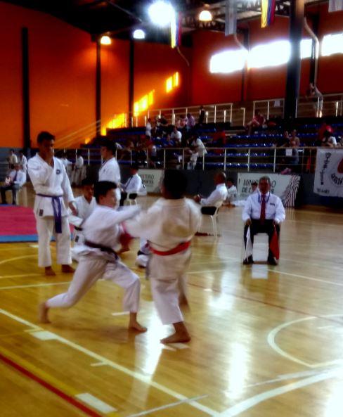 Exitoso Torneo Clausura 2018 de Karate do-Primer Encuentro de la amistad