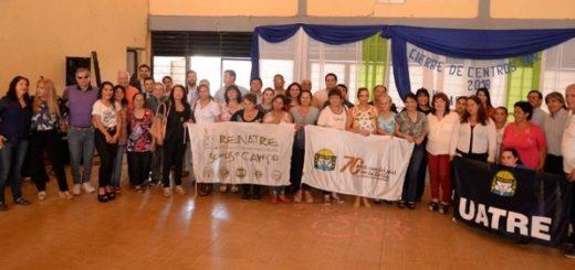 El RENATRE y la UATRE finalizan programas de alfabetización en Corrientes, Misiones, San Juan y Mendoza