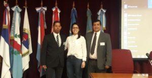 Investigadores de la Policía de Misiones expusieron en el 1er Congreso Nacional de Homicidios