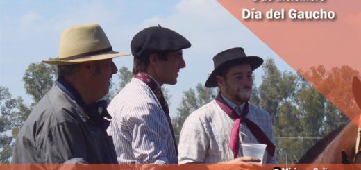 6 de diciembre Día Nacional del Gaucho