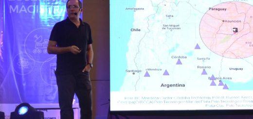 #CampusPartyMisiones: Tecnología e innovación en las tres fronteras, el caso Misiones Online