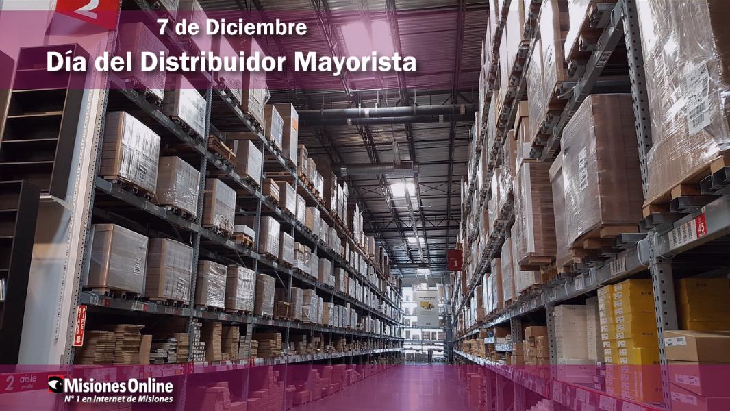 Hoy celebramos el Día del Distribuidor Mayorista