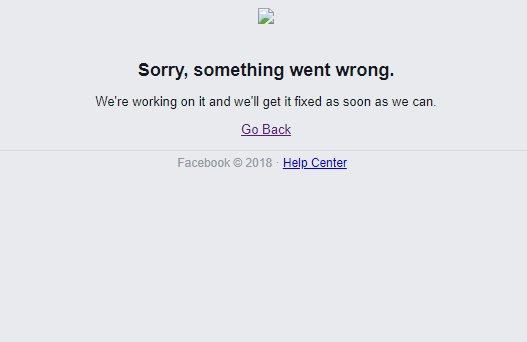 Cayó Facebook: la red registra fallas a nivel mundial