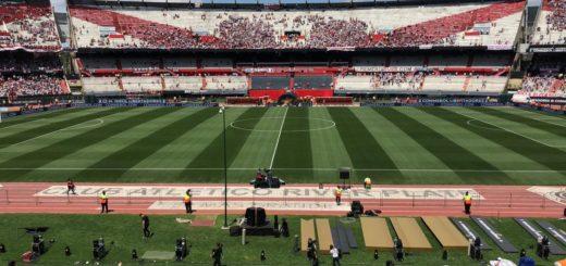 #SuperFinalLibertadores: Los hinchas ya ingresan al Estadio Monumental