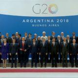 #G20: A 36 años de Malvinas, histórico encuentro cara a cara entre Macri y Theresa May