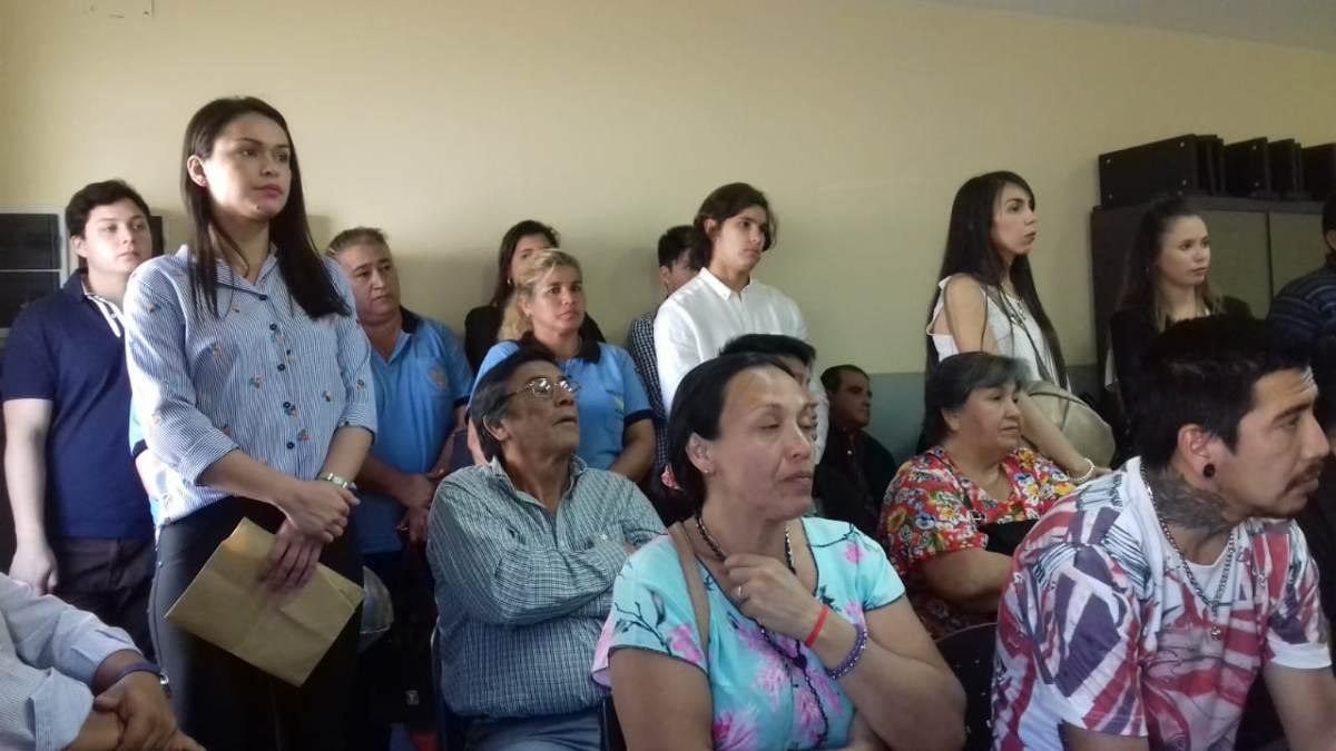 Caso Santa Cruz, el juicio: la familia de «Topo» Cabrera quiere que la abogada vaya presa sí o sí