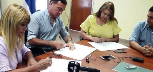 Salud, Educación y UDPM firmaron un convenio para capacitar a docentes en trasplante y donación de órganos