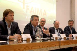 """La industria maderera del país analizó los """"serios"""" problemas económicos que enfrentan en el 139 Congreso de FAIMA"""