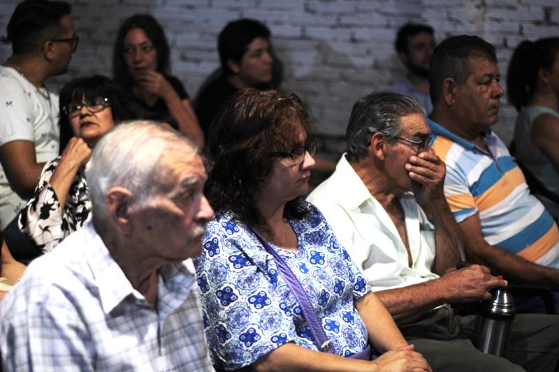 Con una importante participación el Partido Comunista Argentino inauguró su sede partidaria en Posadas