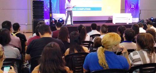 """Luis Ureta y """"la sexta ola de la innovación"""" en el Campus Party"""