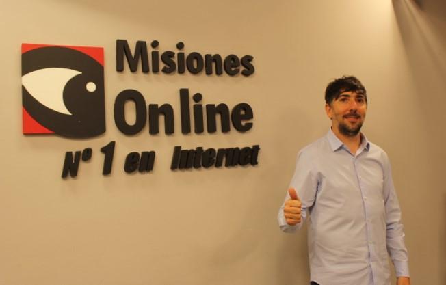 Speakers, workshop, escenario magistral, sector de acampe: Ever Miguez dio detalles de lo que será el Campus Party Misiones