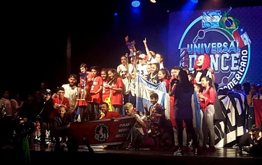 Bailarines misioneros de Hip Hop competirán en representación del país en la Gran Final Sudamericana Universal Dance y el Selectivo HHI Argentina