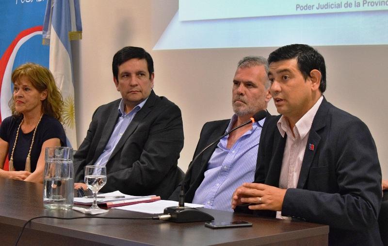 El municipio y el Poder Judicial avanzan en la protección de derechos de la niñez