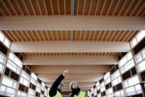Ruiz de Montoya: Willy Berthoud participará de las Jornadas de Construcción Sostenible en Madera